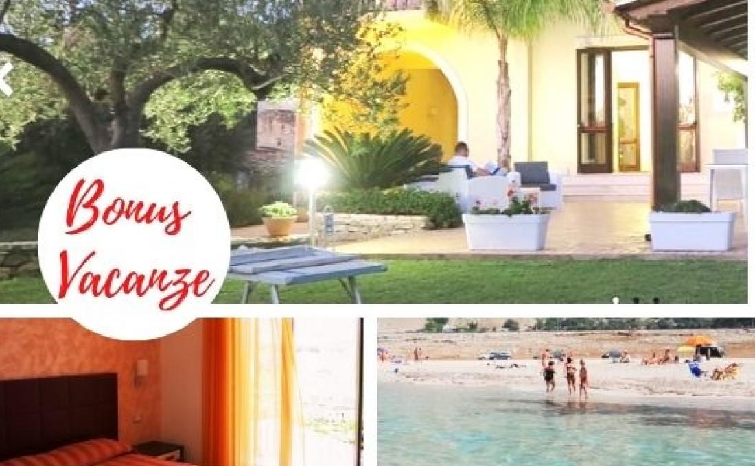 Prenota la tua Vacanza 2021 con il Bonus Vacanze!